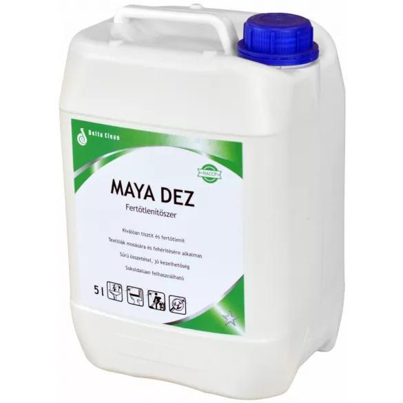 Maya Dez 5L Fertőtlenítő hatású klórtartalmú általános tisztítószer