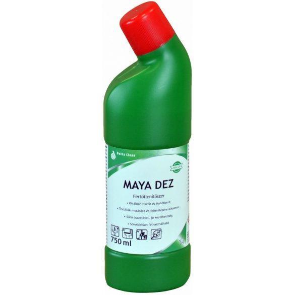 Maya Dez 750 ml Fertőtlenítő hatású klórtartalmú általános tisztítószer