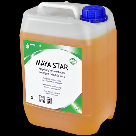Maya Star folyékony kézi mosogatószer 5L