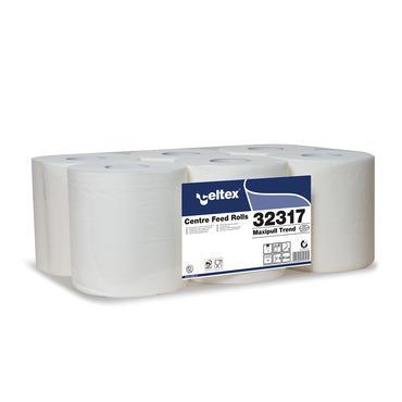 Tekercses kéztörlő papír Maxipull Trend (2 rétegű/6x450 lap)