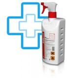 Bradosept alkoholos felületfertotleníto szer 1L