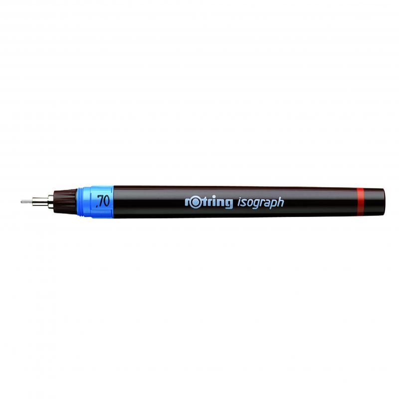 isograph csőtoll 0,7 mm