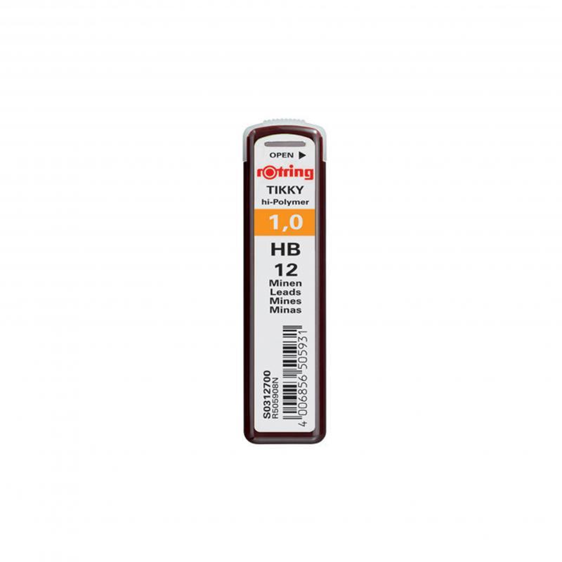 rOtring ceruza (nyomósirón) betét 1,0 mm HB