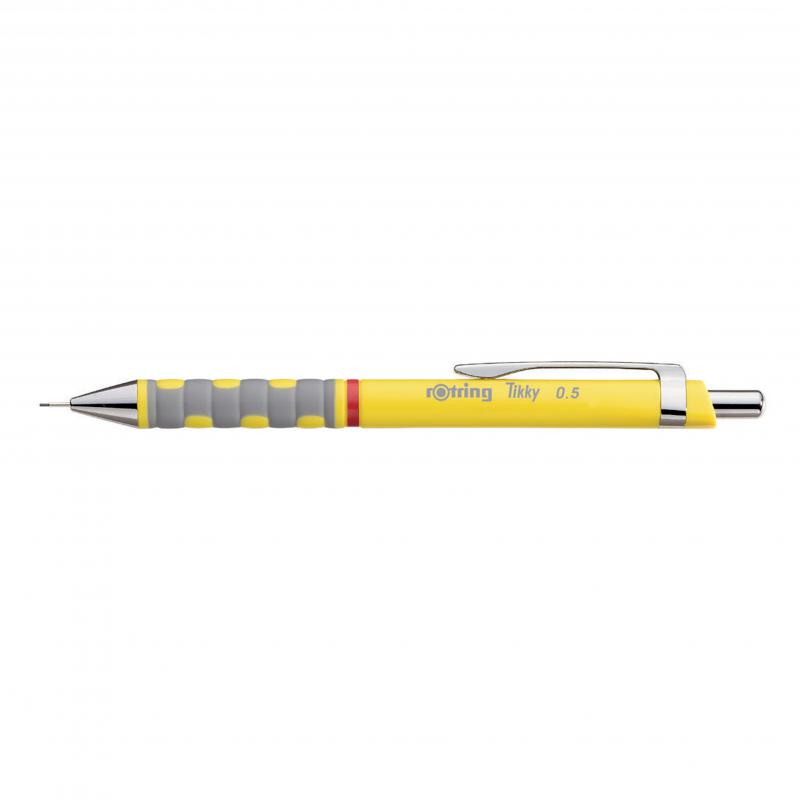 rOtring ceruza (nyomósirón) Tikky sárga 0,7 mm
