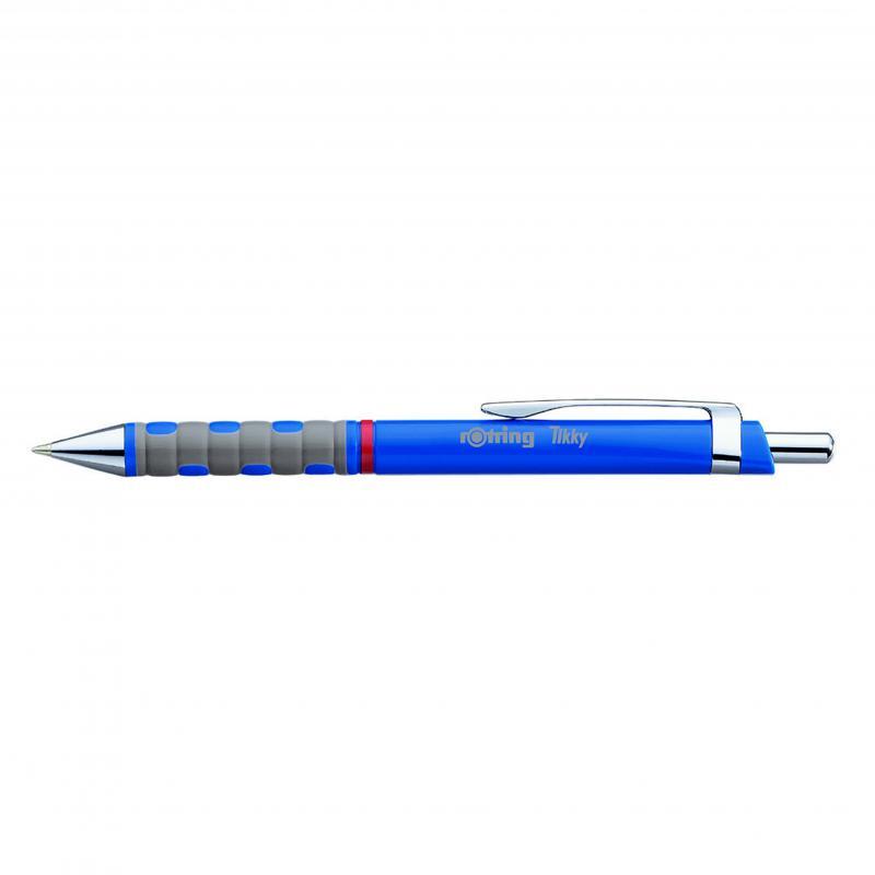 Tikky golyóstoll kék M