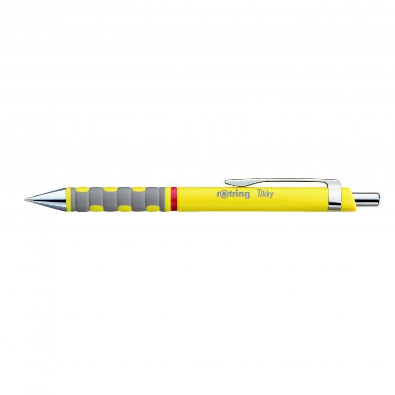 Tikky golyóstoll sárga M