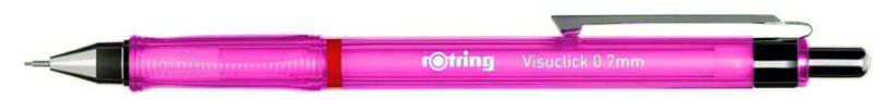 VISUCLICK nyomósirón pink 0,5 mm