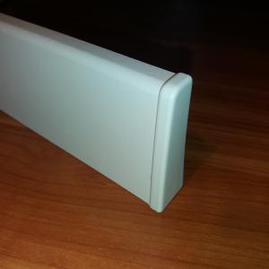 M61 profilhoz jobb lezáró elem fehér