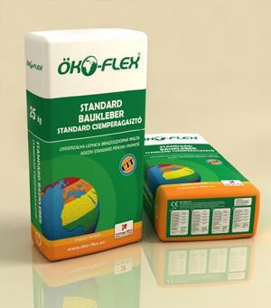 Öko Flex polisztirol ragasztó 25kg/zsák