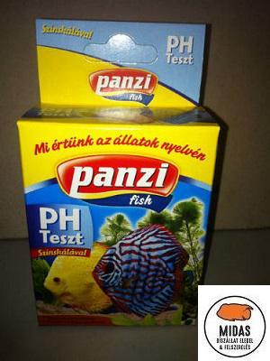 PANZI PH TESZT- MÉRŐ KLT.