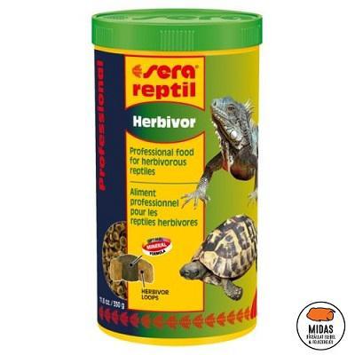 SERA REPTIL PROFESSIONAL HERBIVOR - 1000 ML