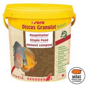 SERA DISCUS GRANULAT - 4.2KG