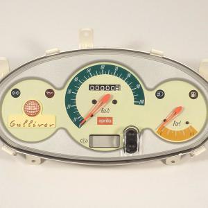 km óra, fordulatszámmérő
