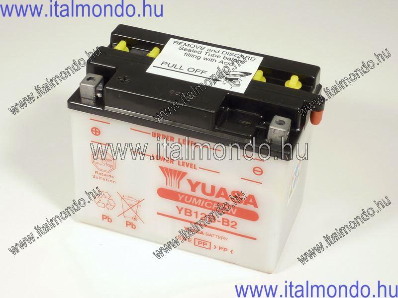 akkumulátor YB12B-B2 YUASA