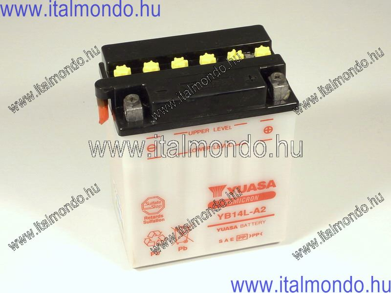akkumulátor YB14L-A2 YUASA