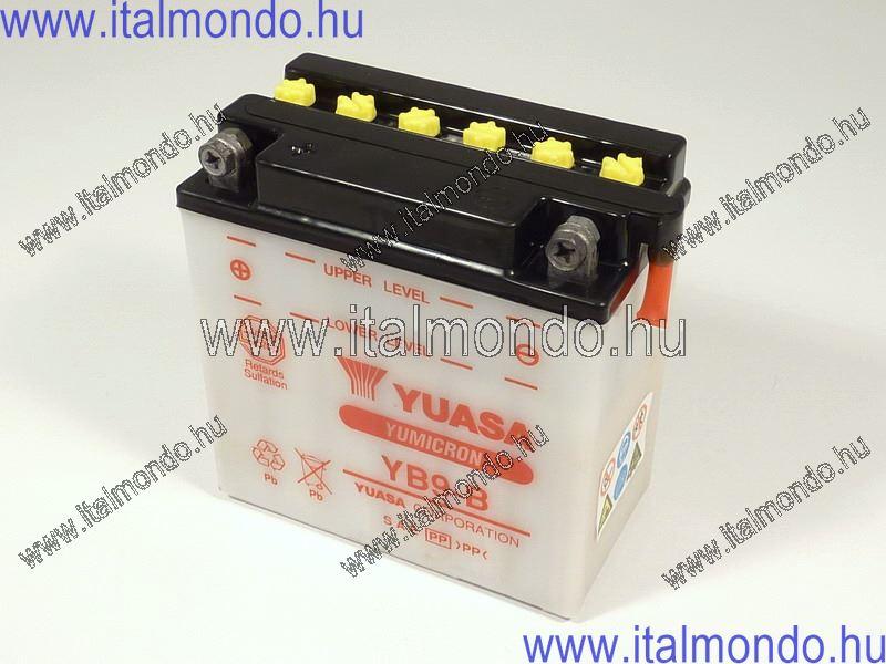 akkumulátor YB9-B YUASA