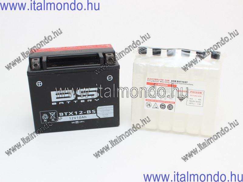 akkumulátor YTX12-BS BS