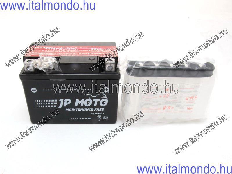 akkumulátor YTX4L-BS JP MOTO