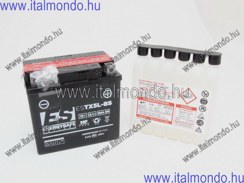 akkumulátor YTX5L-BS ENERGYSAFE