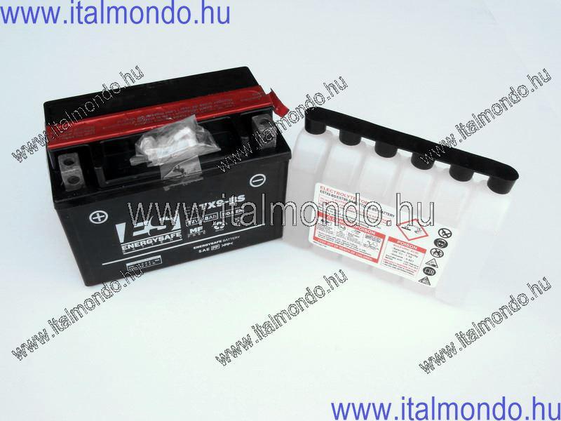 akkumulátor YTX9-BS ENERGYSAFE