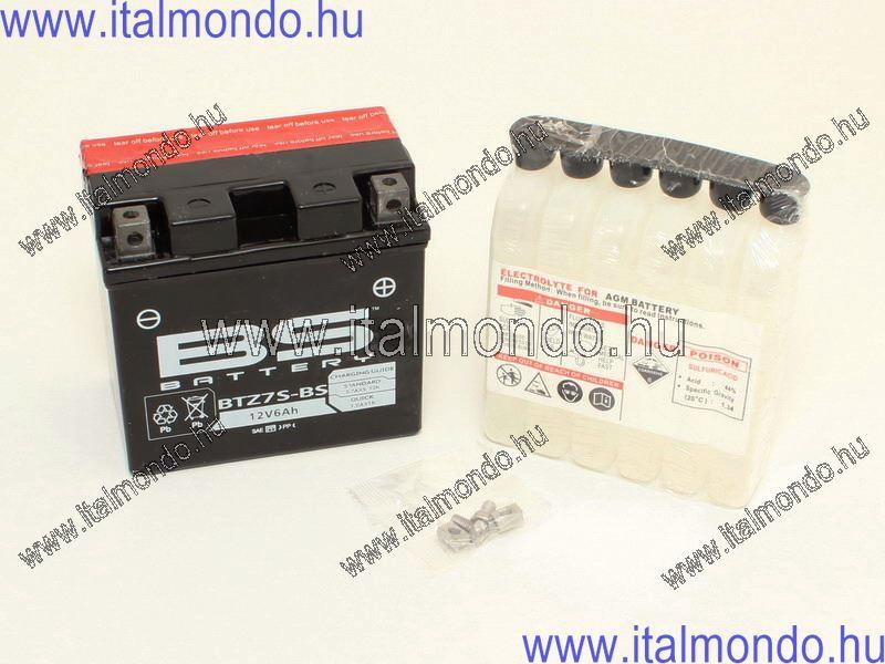 akkumulátor YTZ7S-BS MF BS