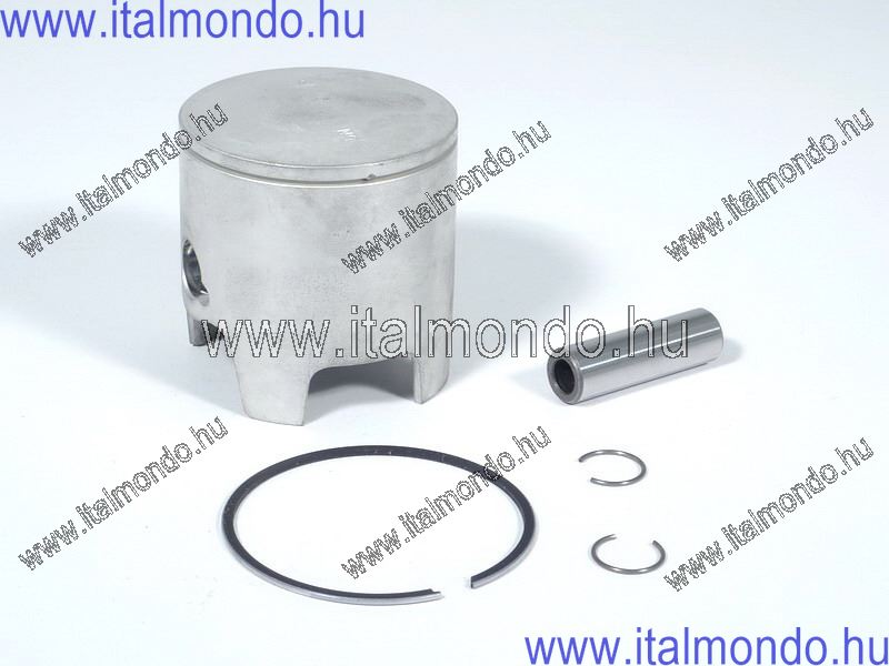 dugattyú MALOSSI D=47,6 1 gyűrűs, 10-es csapszeg MALOSSI