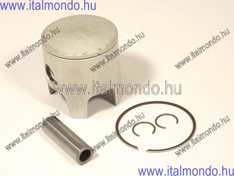 dugattyú MALOSSI D=47,6 1 gyűrűs, 12-es csapszeg MALOSSI