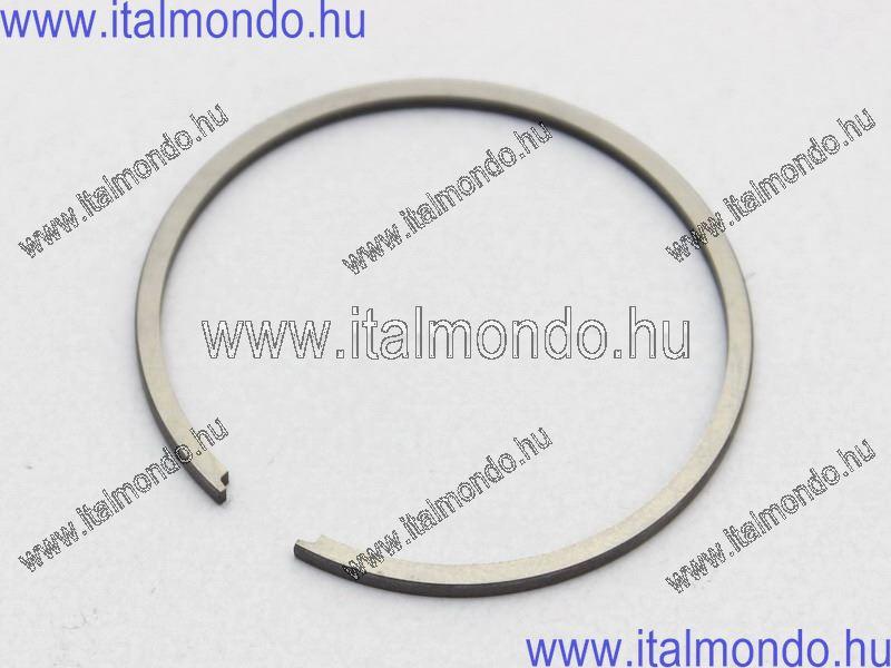 dugattyúgyűrű 40x1,5 belsőstiftes acél METEOR