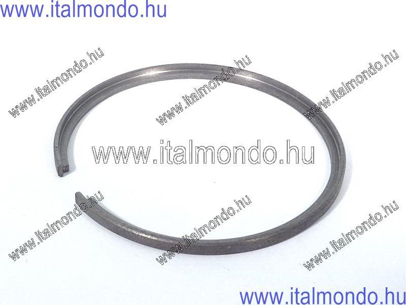 dugattyúgyűrű 47,8x2 L belsőstiftes acél