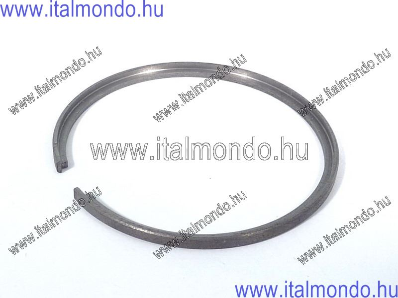 dugattyúgyűrű 55,8*2,5L acél METEOR
