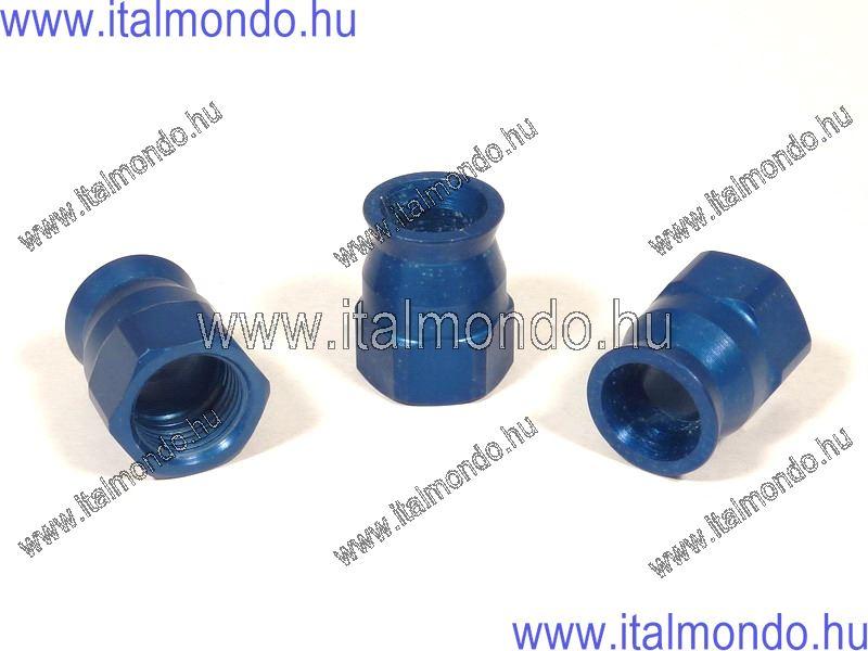 fékcsővég hollandi kék alu ALLEGRI CESARE