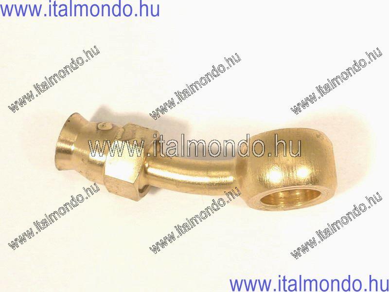 fékcsővég szemes 25° GOLD LINE ALLEGRI CESARE