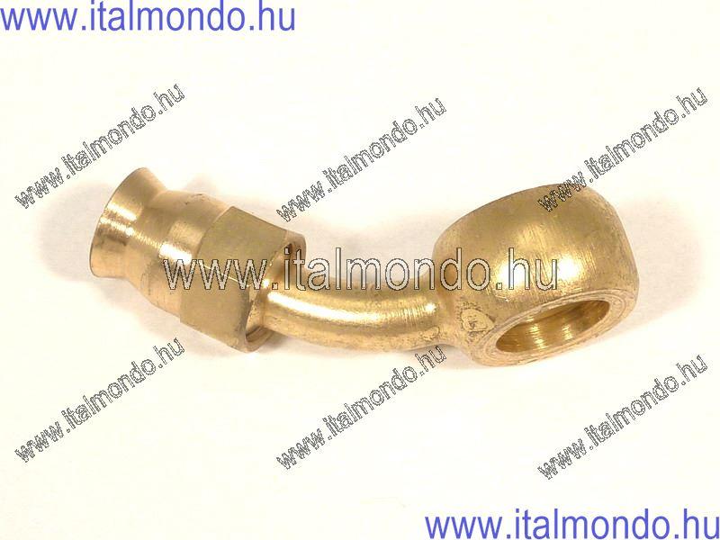 fékcsővég szemes 45° GOLD LINE ALLEGRI CESARE