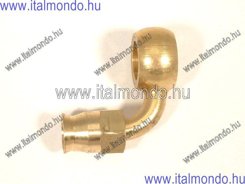fékcsővég szemes 90° GOLD LINE ALLEGRI CESARE