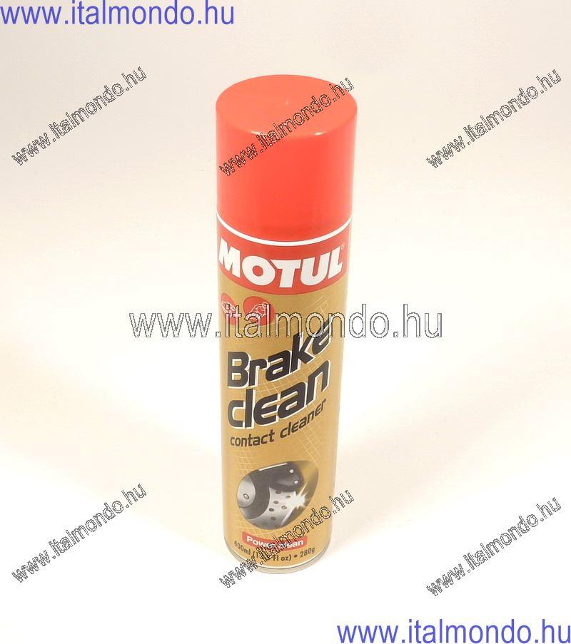 féktisztító-kontakt spray 400ml. MOTUL