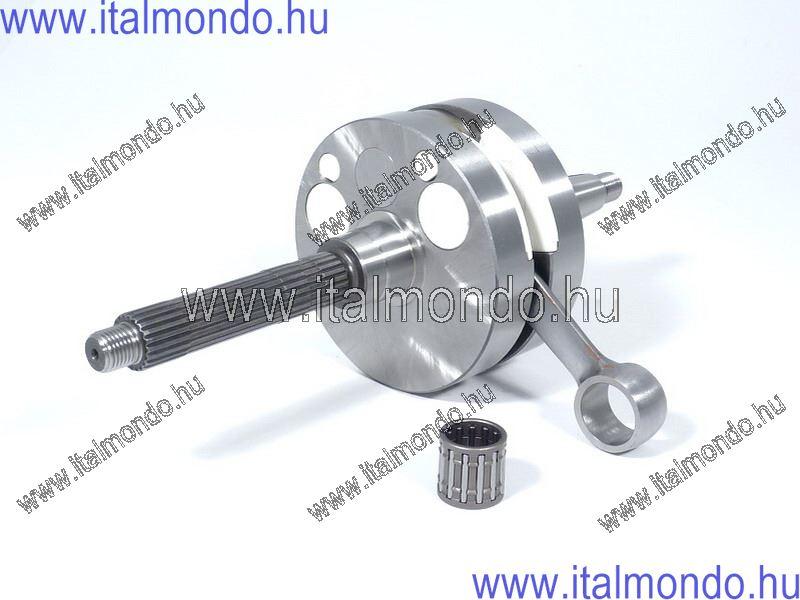 főtengely FX-FXR-SR 125 D=22 mm csap RACING MAZZUCCHELLI