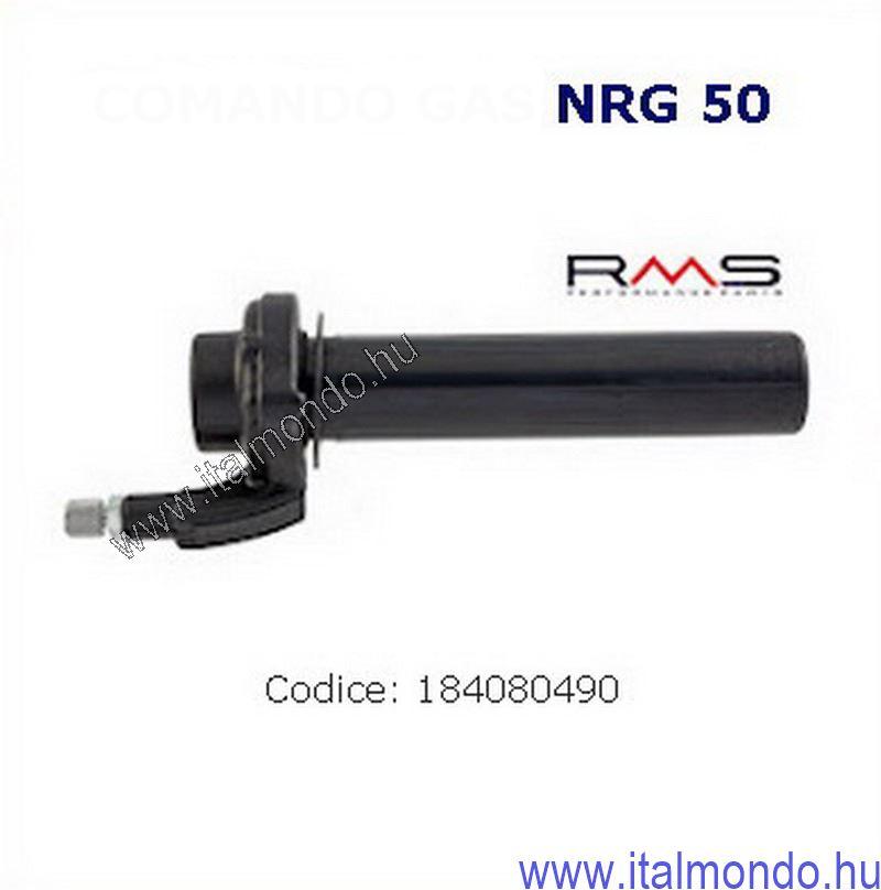 gázmarkolat NRG 50-VESPA LX-BEVERLY 125-200-CARNAB DOMINO