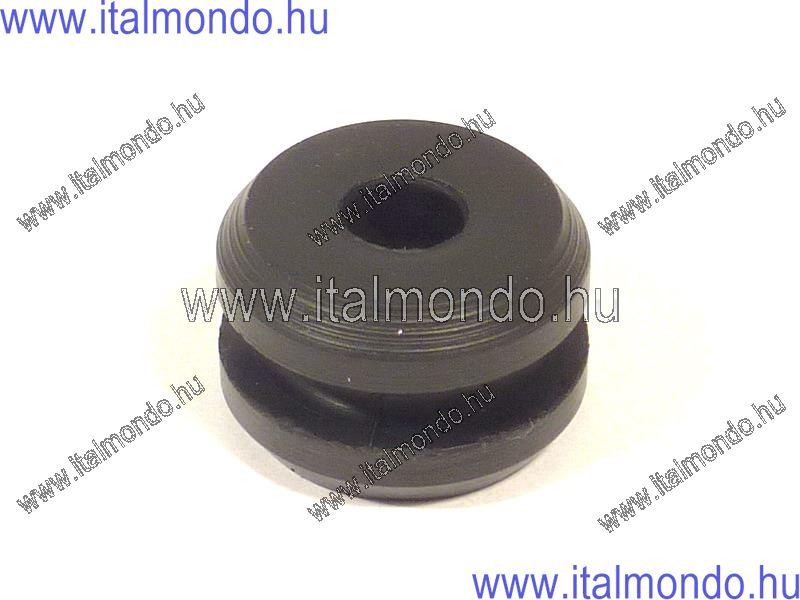gumibetét  fékcső felfogatáshoz hornyos 7x14x14 AP ALLEGRI CESARE