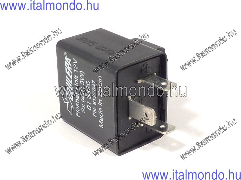 index automata 12V 8x2,3W RS 50 2006-tól GUILERA