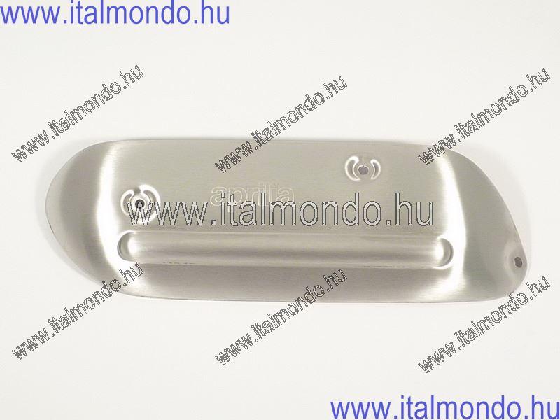 Motor kipufogó hővédő lemez