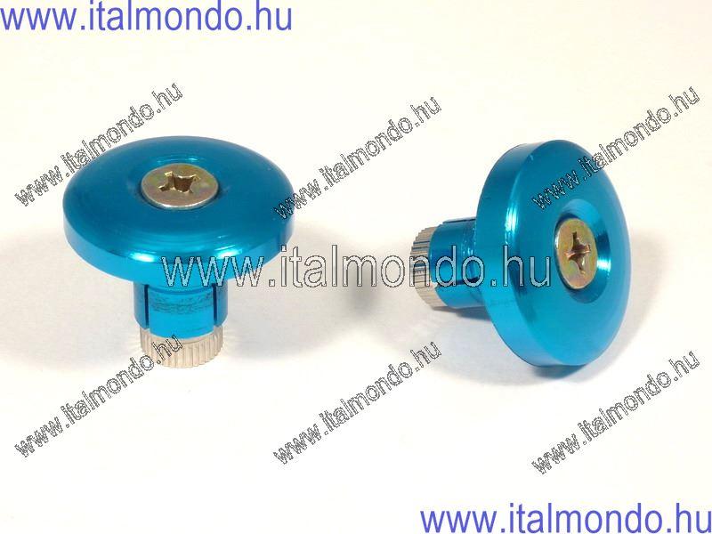 kormányvég lapos kék TNT