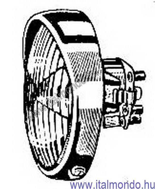 Lámpa első VESPA 125-150-GS-GL 1959-1965 BOSATTA