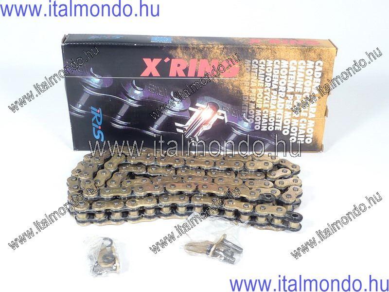 lánc 525-118 IRIS X gyűrűs IRIS