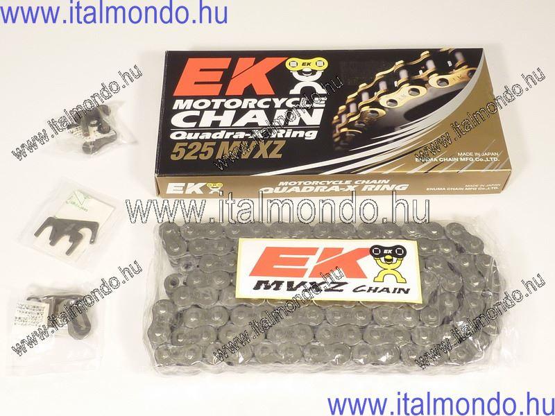 lánc 525MVXZ-112 EK prémium QX gyűrűs EK