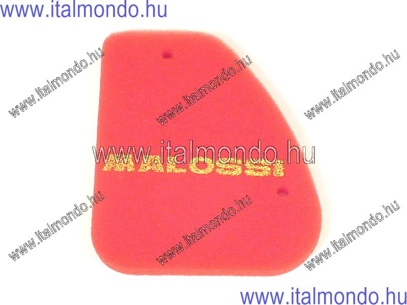 levegőszűrő PEUGEOT BUXY-ZENITH-SPEEDFIGHT 50 RED MALOSSI