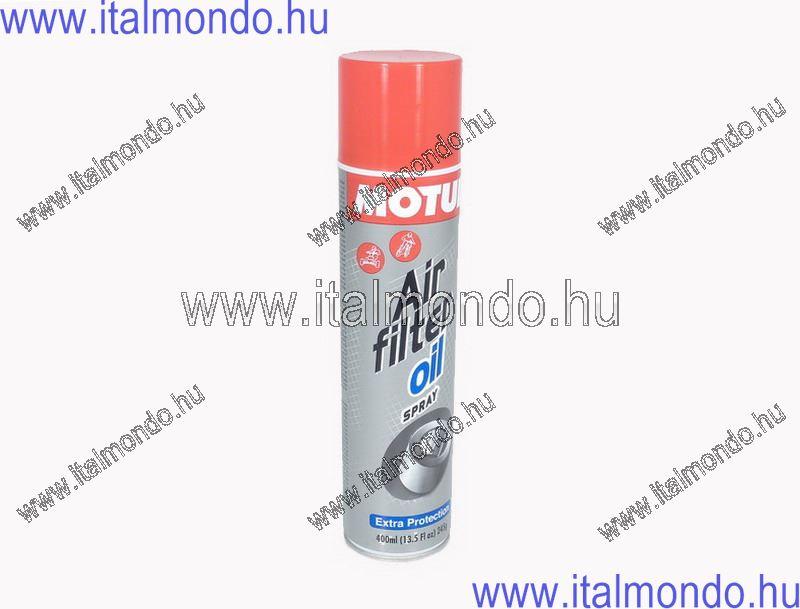 levegőszűrő spray 400ml-es MOTUL