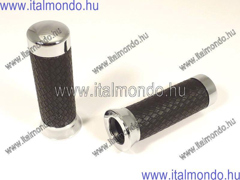 markolatgumi custom fekete fonott mintás RMS