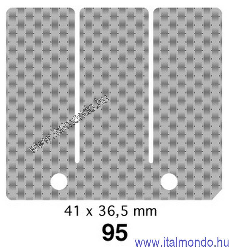 membránlap CAGIVA CITY robogóhoz 0,3 41x36,5mm ADIGE