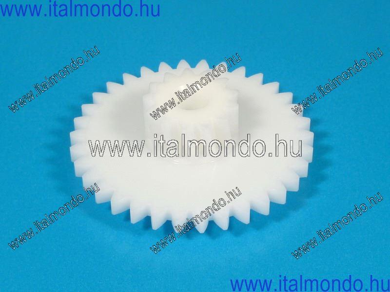 műanyag fogaskerék dupla ROTAX 123 APRILIA