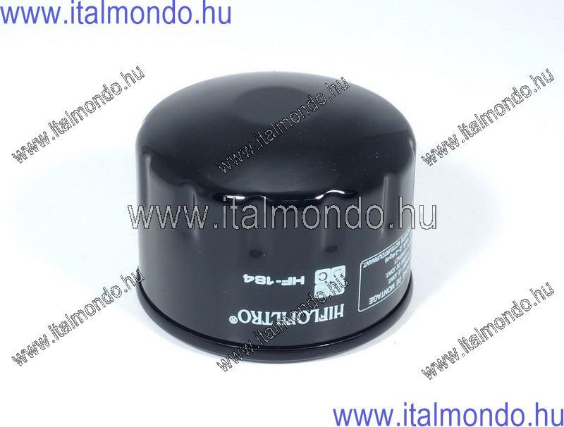 olajszűrő X9 500-SCARABEO-ATLANTIC 500 HIFLO FILTRO